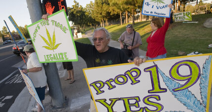 Should California legalize pot?