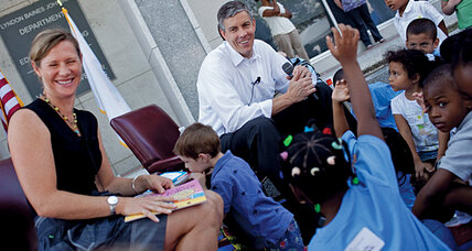 Education secretary Arne Duncan: headmaster of US school reform