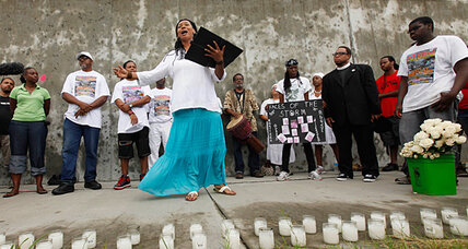 For New Orleans, Katrina anniversary is both solemn and festive