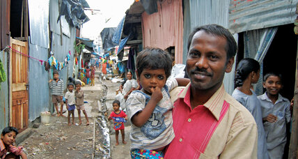 After seeing Mumbai's slums bulldozed, he now works to save and restore them
