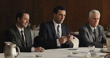 Mad Men: a show that respects business