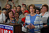 Lisa Murkowski concedes to Joe Miller in Alaska. The power of Palin?