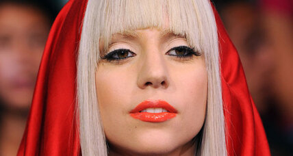 Lady Gaga: Can she sway Maine Senators with 'don't ask, don't tell' rally today?