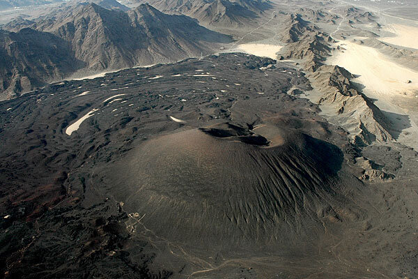 Ancient volcanic field reawakens in Saudi Arabia  CSMonitorcom