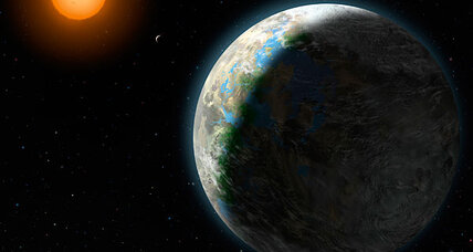 Gliese 581g, a new planet like Earth: Could humans live there?