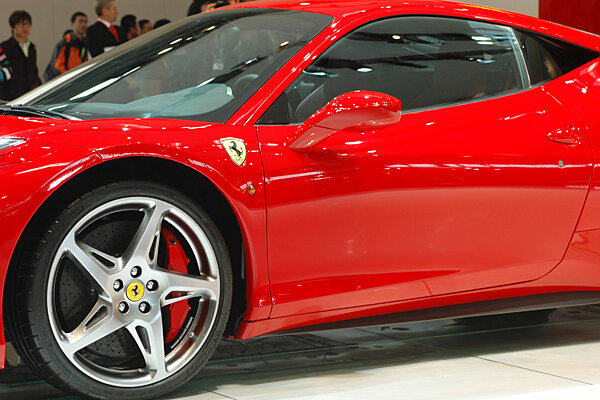 Ferrari 458 Italia recalled yes but real news is how many owned