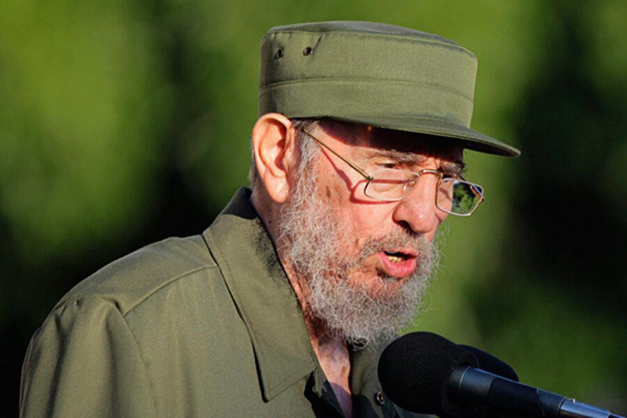 a biography of fidel castro a cuban dictator