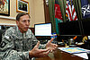 Should Petraeus have weighed in on Koran burning? General defends himself.
