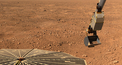 Could we use microbes to colonize Mars?