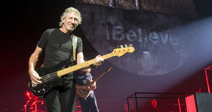 Roger Waters begins 'The Wall' tour in Toronto