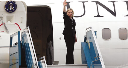 Hillary Clinton: A quiet brand of statecraft