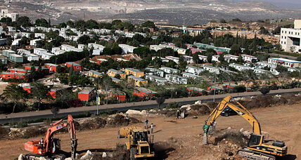 West Bank settlements: 3 factors affecting the pace of Israeli expansion