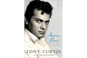 tony curtis wives