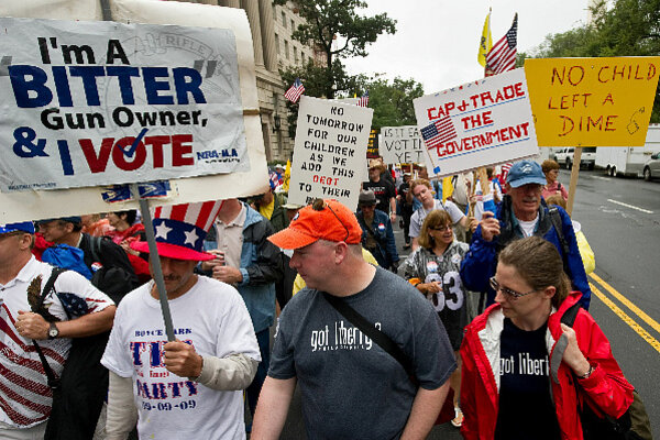 'National Tea Party Unity Convention' canceled. Is the movement slipping?