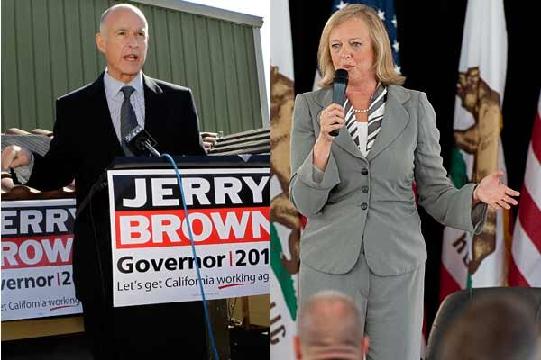 Pitfalls for Meg Whitman and Jerry Brown to avoid in first debate