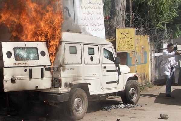 Hindu-Muslim Conflict in India