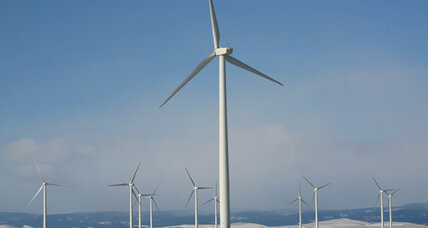 Wind energy to power US Mint in Denver