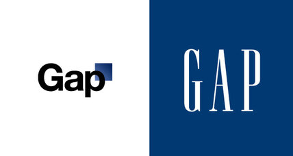 New Gap logo withdrawn: The 'blue box' lives on