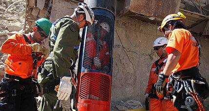 Chile mine rescue: 5 final steps to freedom