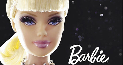 Most expensive Barbie goes to auction