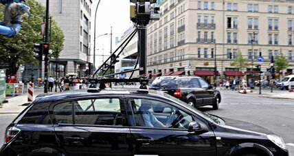 France fines Google over Street View privacy breech ...