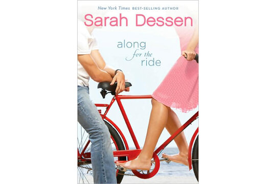 a review of the book along for the ride by sarah dessen Why did you choose this book i chose this book because i recently read just listen, a book that is also by sarah dessen, and i wanted to see if i liked any of her other books explain the plot of the book, or if it is a non-fiction book, what topics are covered.