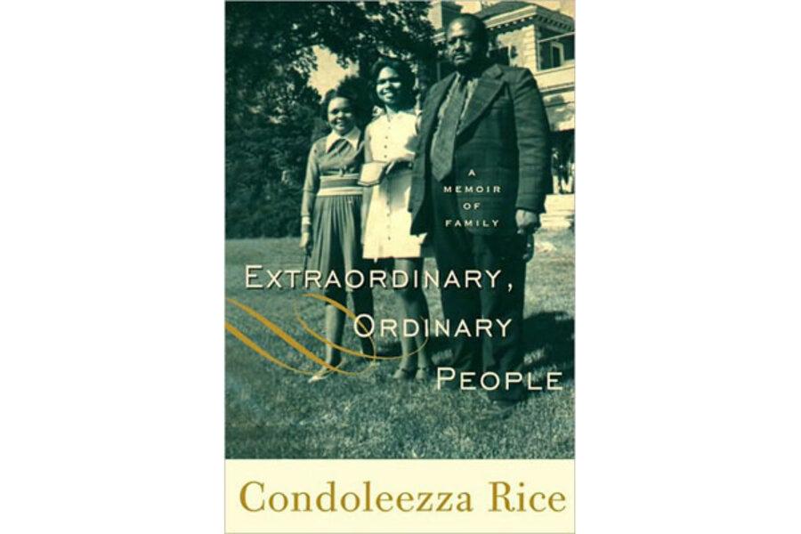 Ordinary people novel essays