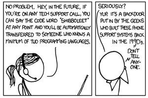 Shibboleet