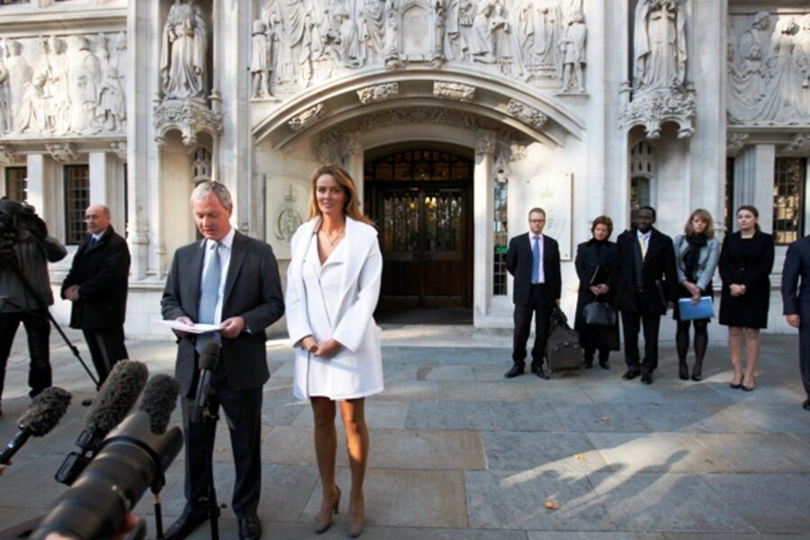 Prenuptial Agreement British Ruling Interferes With Marriage