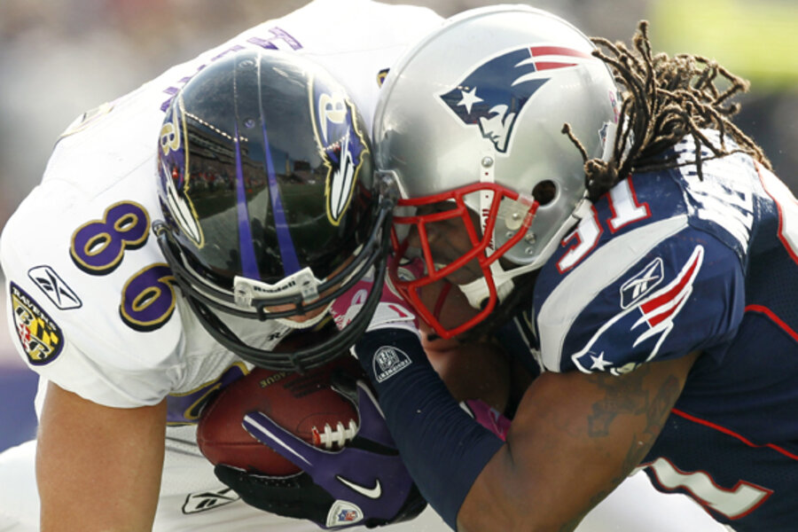 Nfl Fines Three Will Start Handing Out Suspensions For Helmet To