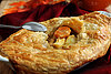 Vietnamese curried chicken pot pie
