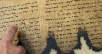 Dead Sea Scrolls to get 'Google' treatment