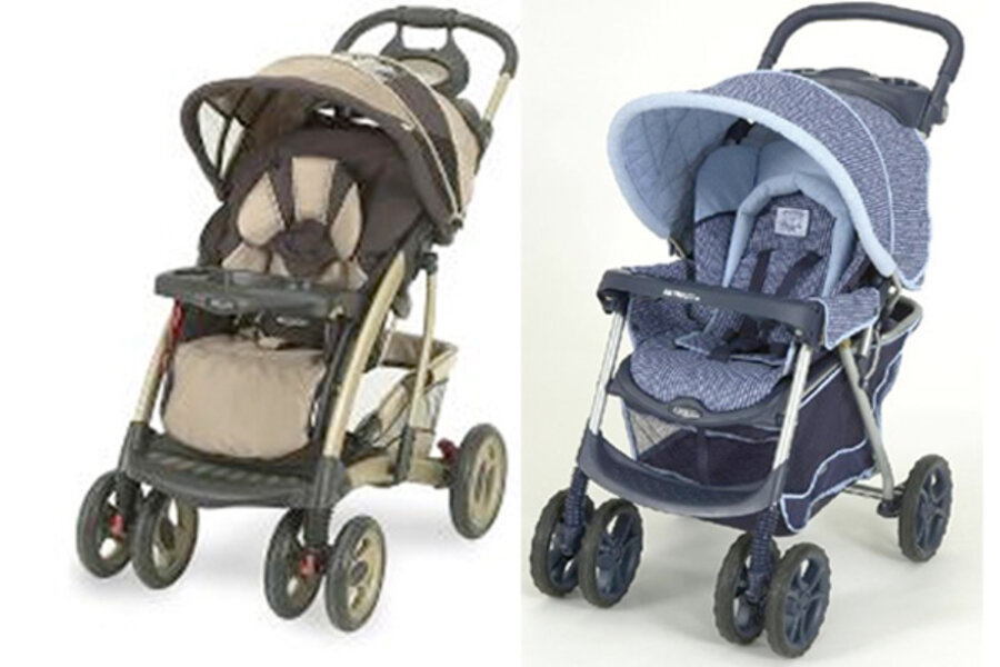 Graco stroller recall: Is your stroller included ...