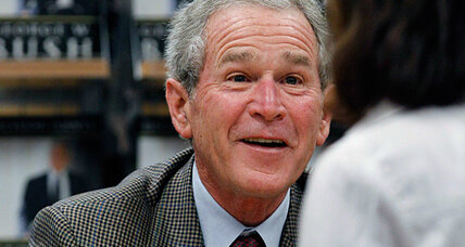 Waterboarding and other 'Decision Points' in Bush's war on terror