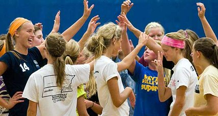Girls and high school sports: complaints tag laggard schools