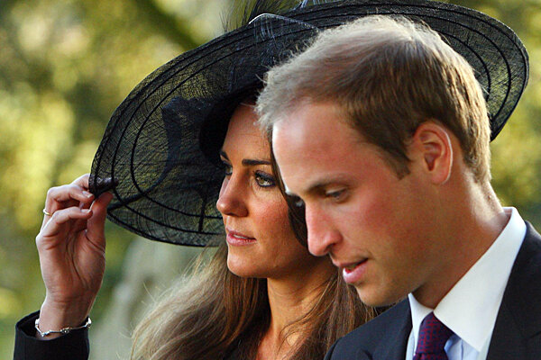 Royal wedding: Prince William to marry Kate Middleton