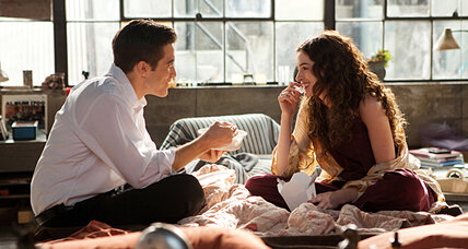 Anne Hathaway and Jake Gyllenhaal star in 'Love & Other Drugs': movie review