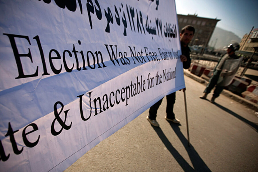 Final Afghan election results show Hazara minority trumped