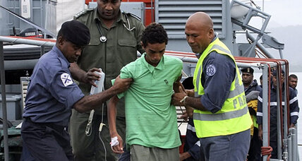 Pacific island boys found alive after 50 days lost at sea
