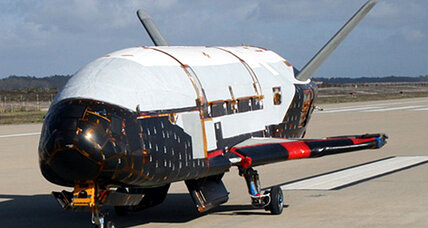 X-37B Space Plane: What's it for, exactly?