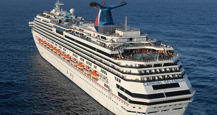 Carnival Splendor fire: How do you compensate unhappy clients?