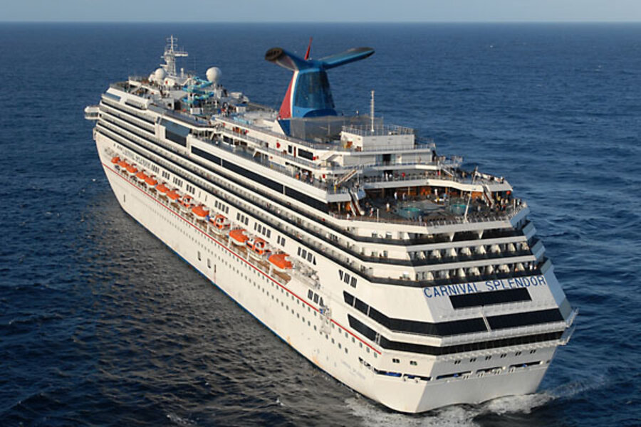 Carnival Splendor Fire How Do You Compensate Unhappy