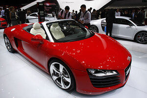 Audi R8 U2013 $138k U2013 Never Recalled