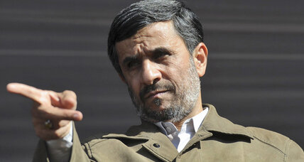 Ahmadinejad calls on Iranian girls to marry at 16