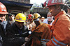 China rescues 29 miners trapped in flooded coal mine