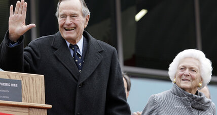 George H.W. Bush, 14 others to be awarded Presidential Medal of Freedom next year