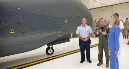 UAV is latest Air Force plane tested to run on alternative fuel