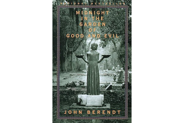 Midnight in the garden of good and evil the tour for Garden of good and evil statue
