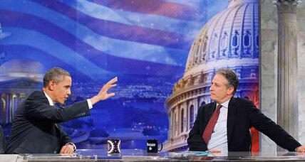 Did Jon Stewart hurt the Democrats in Election 2010?