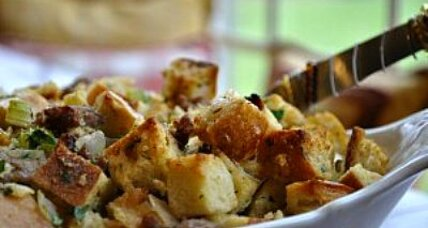 Stuffing recipes: Two ideas